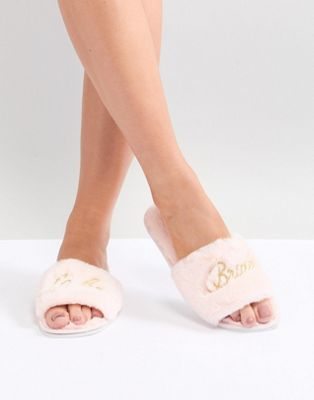 Chelsea Peers Bride Sliders