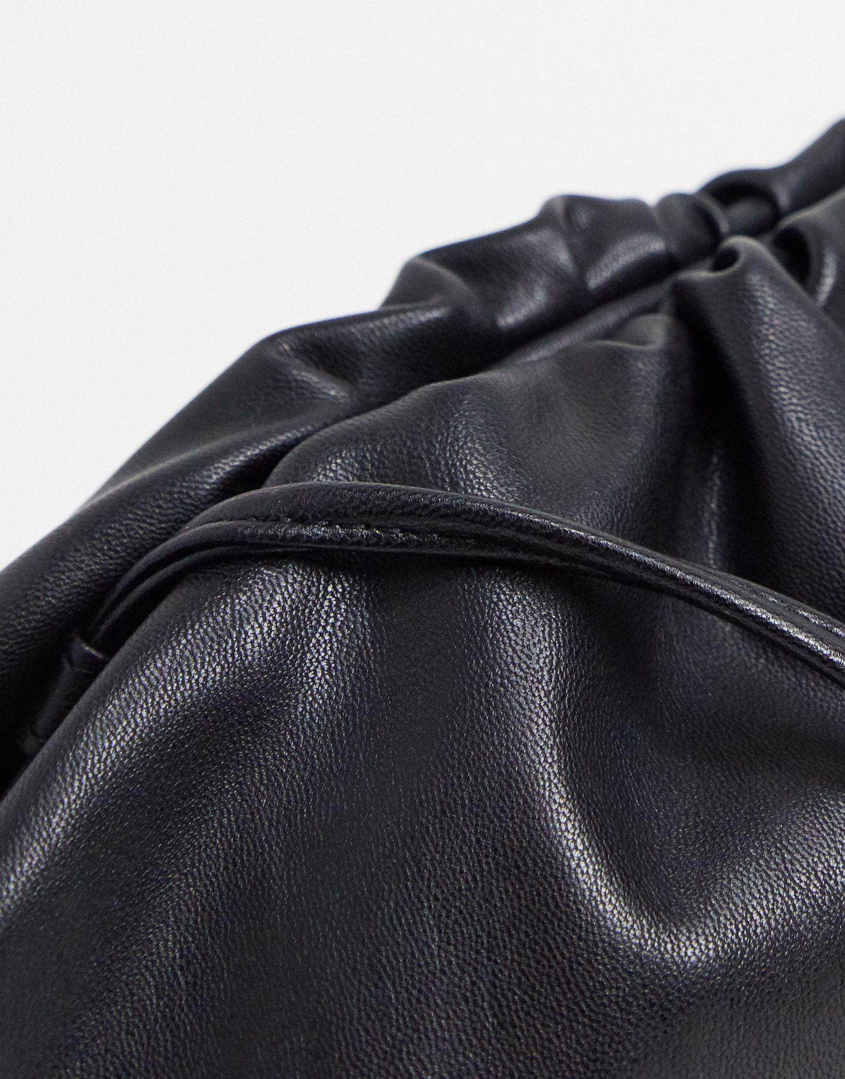 New Look pillow bag in black - ASOS Price Checker