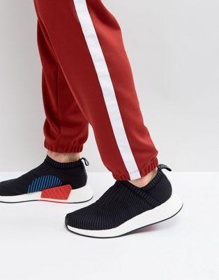 Черные кроссовки adidas Originals NMD CS CQ2372