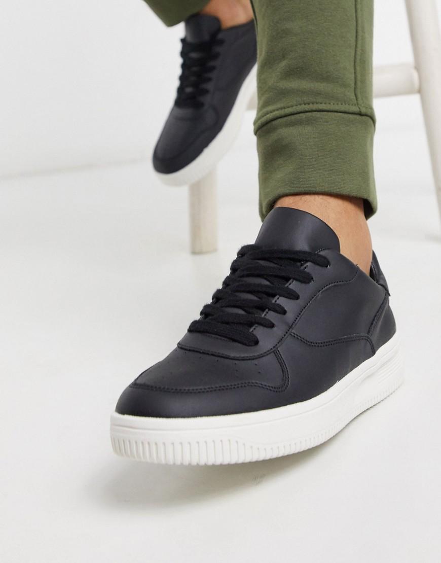 Черные кроссовки New Look-Черный