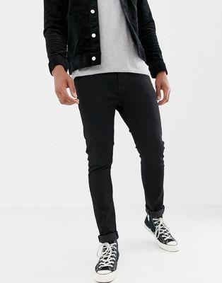 Изображение 1 из Черные зауженные джинсы Levi's 510 Stylo