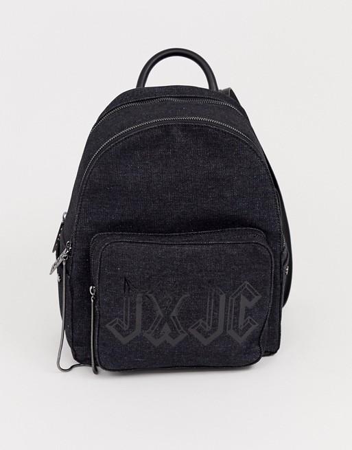 Изображение 1 из Черный рюкзак с молниями Juicy - aspen
