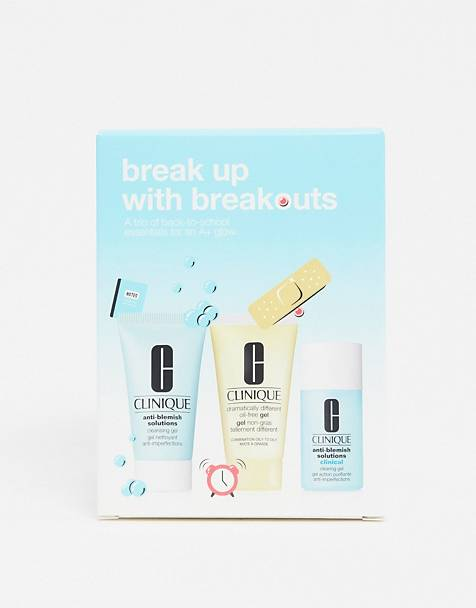 Clinique - Break Up With Breakouts