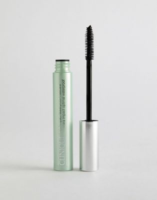 Clinique High Impact Waterproof Mascara-Black