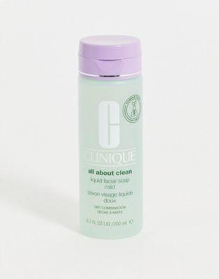 Clinique – Mild flytande ansiktstvätt 200 ml