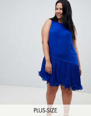 Coast Plus Peyton Wired Hem Dress