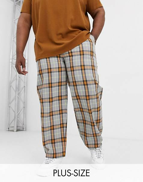 c58e7c6e09fd Men's Cropped Trousers & Jeans | ASOS