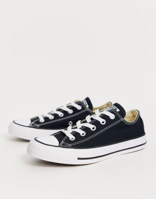 Converse Chuck Taylor All Star Ox black sneakers