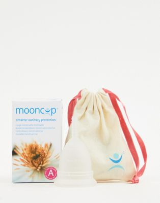 Copa menstrual de silicona talla A de Mooncup