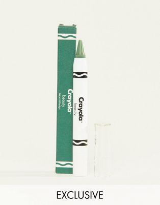Crayola – Lippenkreide mit farbwechselndem Effekt in Tannengrün