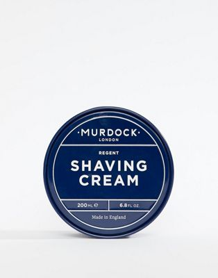 Crema de afeitado de 200 ml de Murdock London