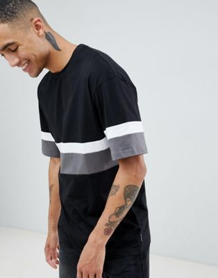D-Struct - T-shirt cut and sew in tessuto manopesca