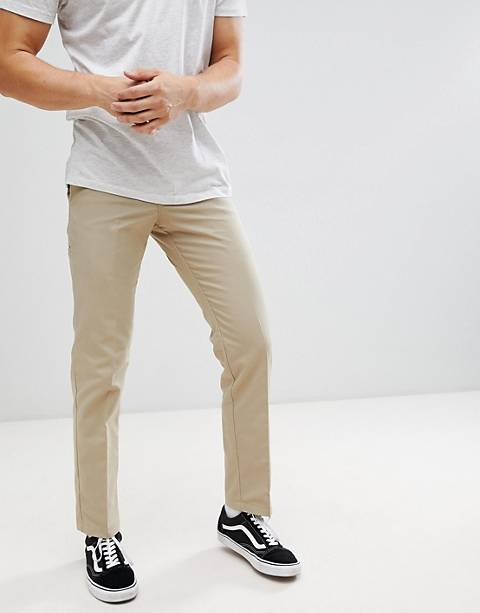 Dickies 596 flex work pant chino in stone
