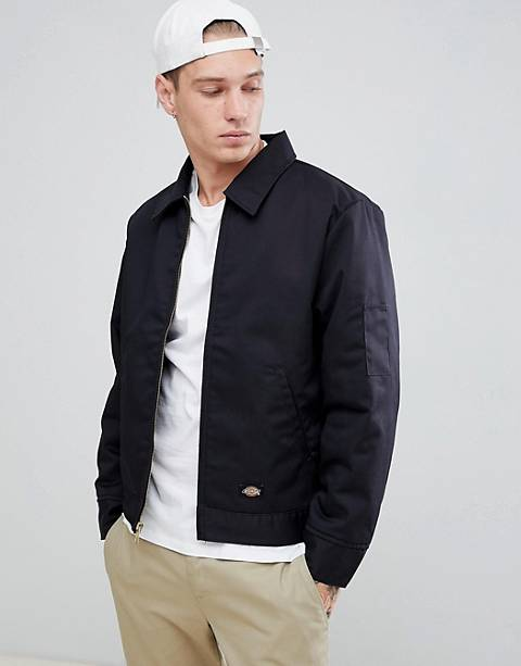 Dickies Eisenhower insulated jacket in black