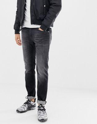 Bild 1 von Diesel – Thommer – Schmale Stretch-Jeans in 087AM