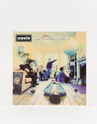 Disco de vinilo de Oasis - Definitely Maybe