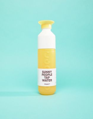 Dopper Sustainable Yellow Water Bottle 450ml