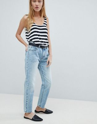 Dr Denim Pepper High Rise Jean