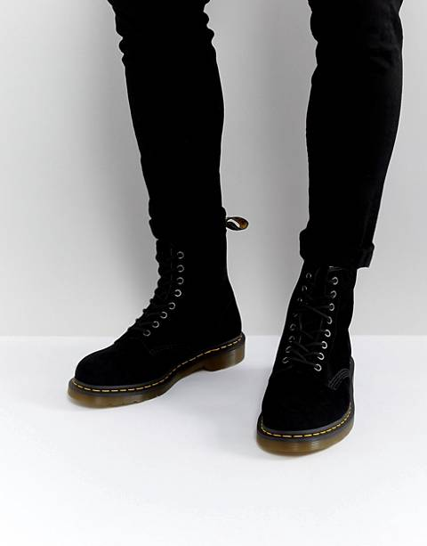 Dr Martens 1460 Suede Boots