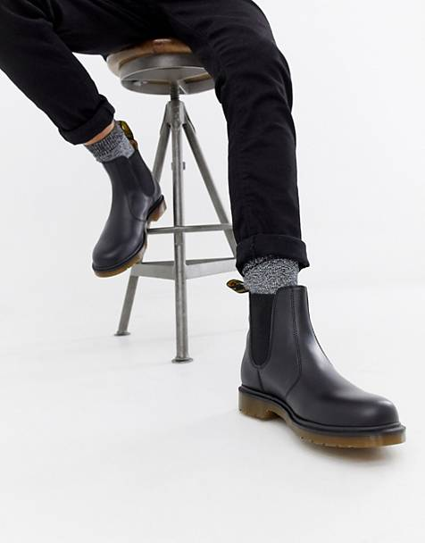 Dr Martens 2976 chelsea boots in all black