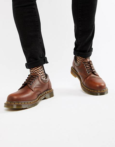 Dr Martens 8053 shoes in brown