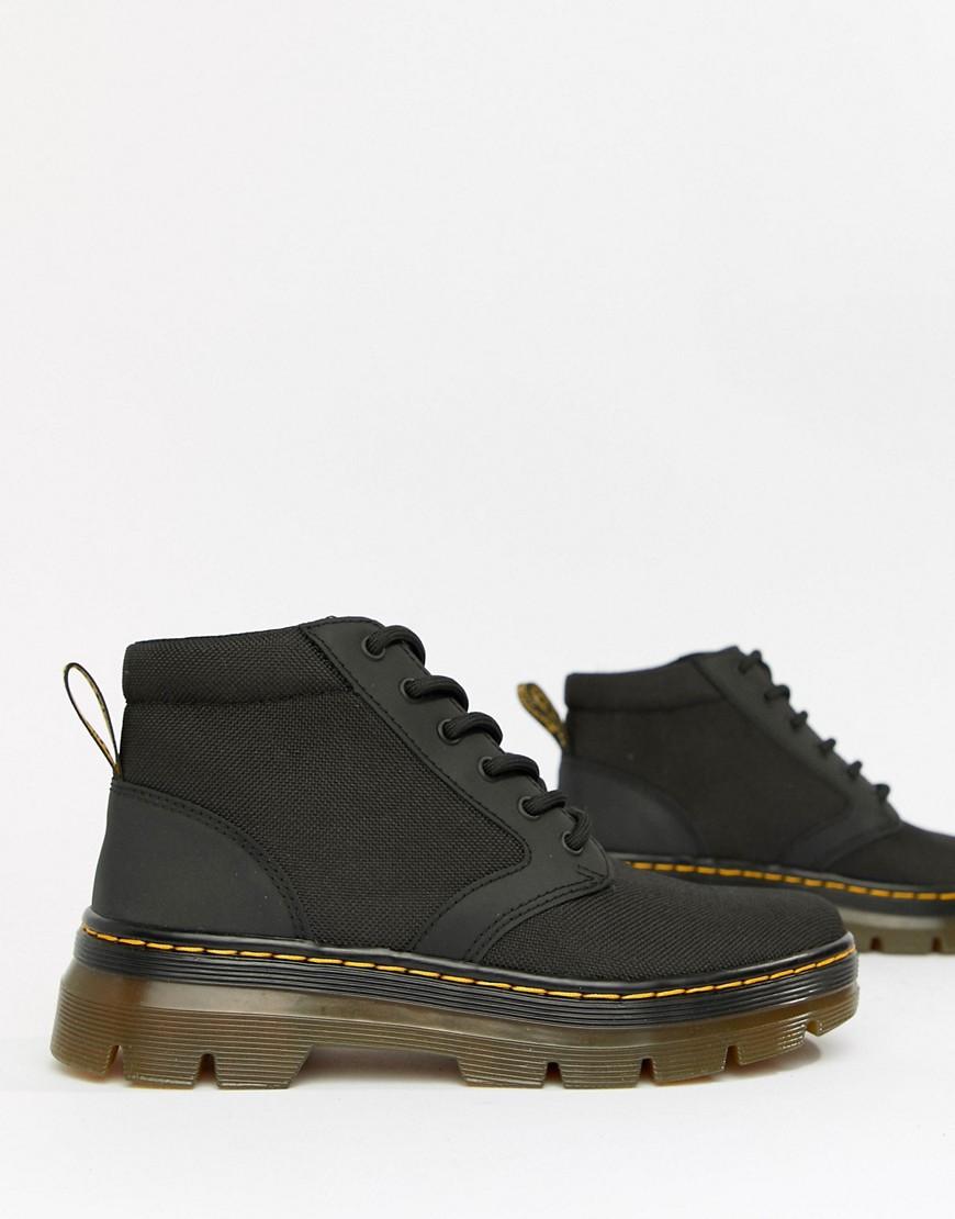 Dr Martens Bonny Ii Black Short Utility Boots by Dr Martens