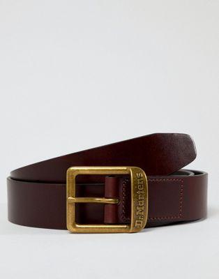 Dr Martens Leather Belt