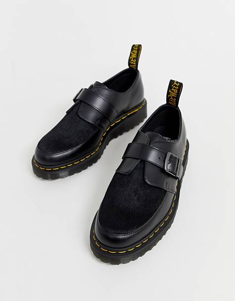 Dr Martens Ramsey creeper in black