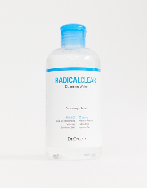 Image 1 of Dr.Oracle RADICALCLEAR cleansing water 260ml