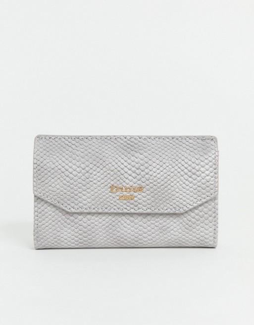 Image 1 of Dune medium croc print purse