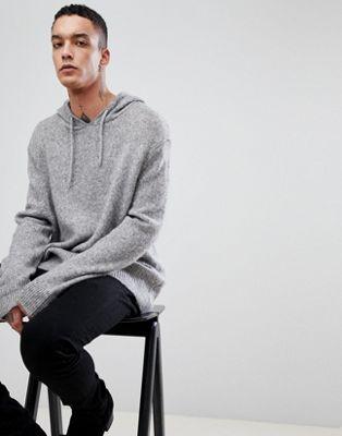 Джемпер с капюшоном AllSaints