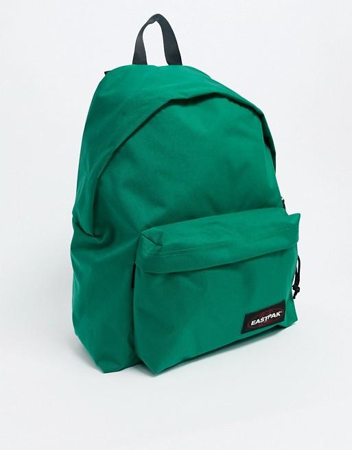 Eastpak – Zielony usztywniany plecak
