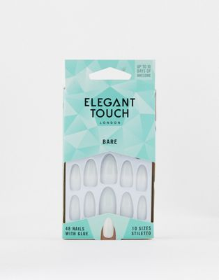 Elegant Touch Totally Bare Stiletto Nail