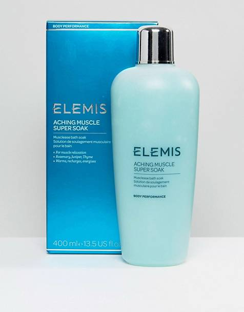 Elemis – Aching Muscle Super Soak – Badolja 400 ml
