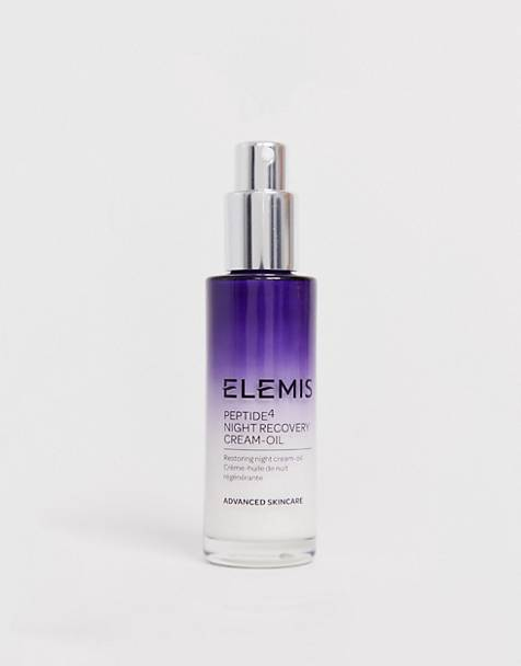Elemis – Peptide4 Night Recovery Cream-Oil 30ml – Återhämtningskräm