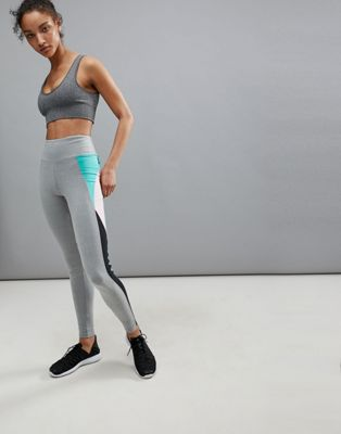 Esprit Colour Block Gym Leggings