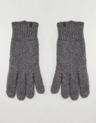 Esprit Gloves In Grey