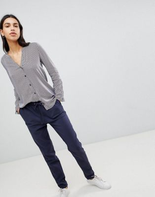 Esprit Relaxed Peg Trouser