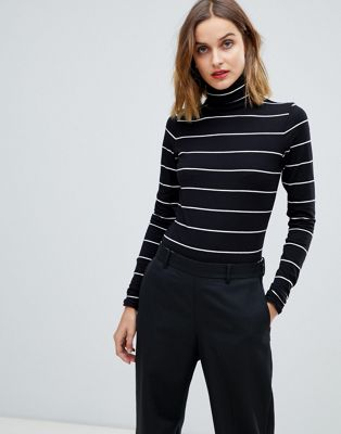Image 1 of Esprit Roll Neck Top