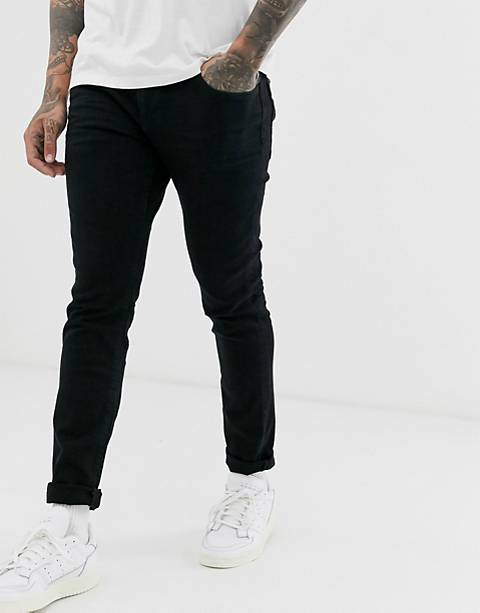 Esprit skinny fit jean in black rinse