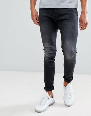 Esprit Skinny Fit Jeans In Black