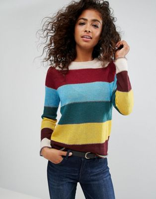 Esprit Wide Stripe Sweater