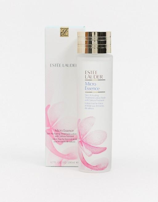 Estee Lauder Micro Essence Skin Activating Treatment Lotion Fresh With Sakura Ferment 200Ml