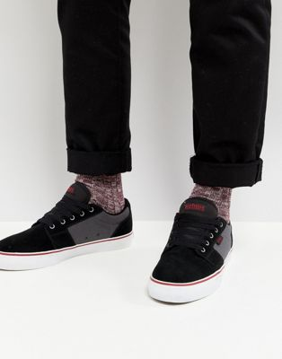 Etnies - Barge LS - Baskets - Noir