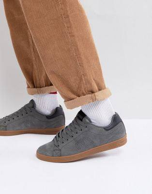 Etnies - Callicut LS - Baskets - Anthracite