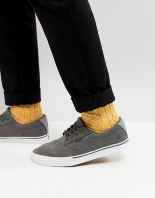 Etnies - Jameson Vulc - Baskets - Gris