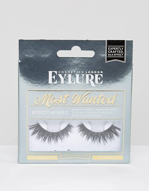 Eylure Most Wanted Collection Lashes - FeedTheNeed