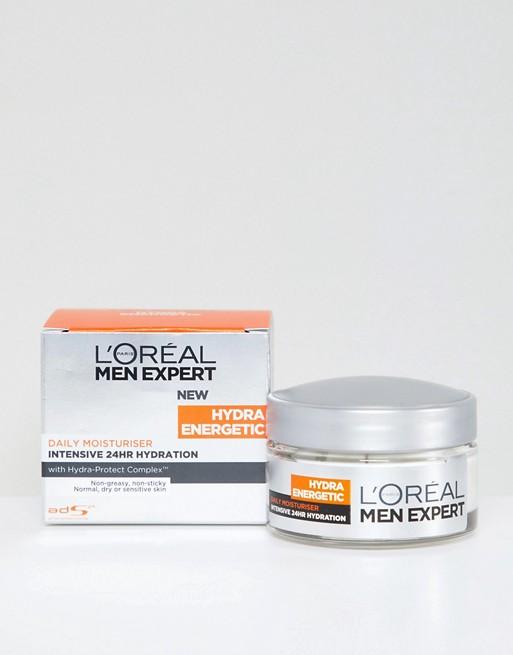 Ежедневный увлажняющий крем L'Oreal Men Expert Hydra Energetic 50 мл