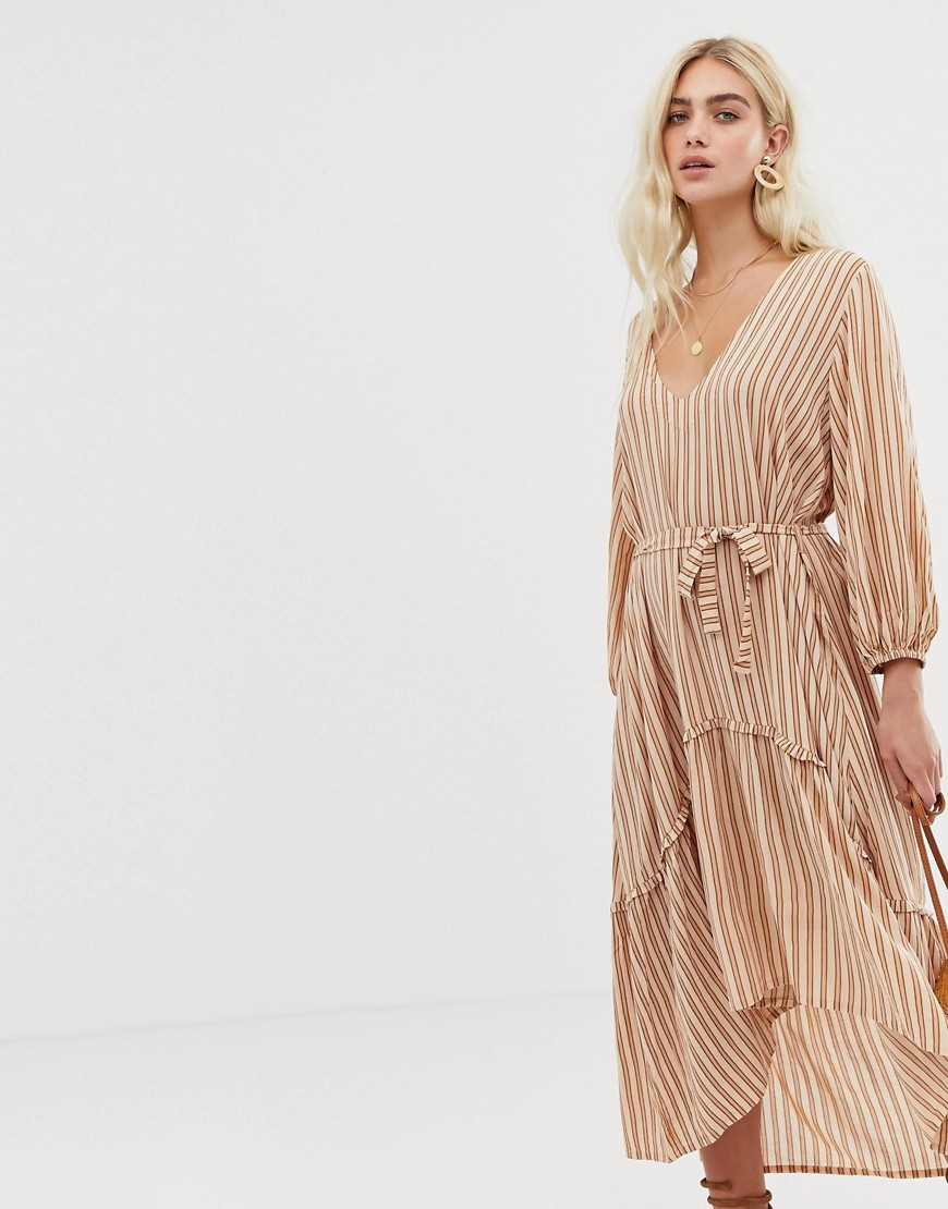 Faithfull Matilda midi dress-Multi – Faithfull the Brand online sale