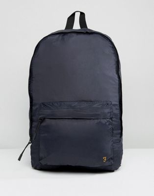 Farah Flemming Packaway Backpack